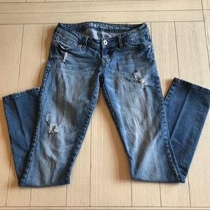 Guess Distressed Jeans size 27